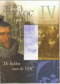 Niederlande : 3,88 Euro VOC - Kursmünzensatz Nr. 4  2002 bfr