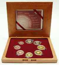 Niederlande : 3,88 Euro original Kursmünzensatz der niederländischen Münze  2006 PP KMS Niederlande 2006 PP