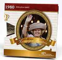 Niederlande 3,88 Euro KMS Abdankung der Königin 2013 Stgl.