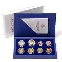 San Marino : 8,88 Euro original Kursmünzensatz aus San Marino  2008 PP KMS San Marino 2008 PP