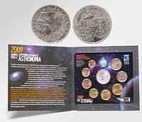 San Marino : 8,88 Euro original Kursm�nzensatz aus San Marino  2009 Stgl. KMS San Marino 2009