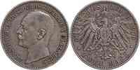 Deutschland : 2 Mark Friedrich August  1900 ss.