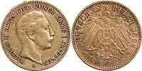 Deutschland : 10 Mark Wilhelm II.  1896 ss.