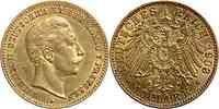 Deutschland : 10 Mark Wilhelm II.  1903 vz.
