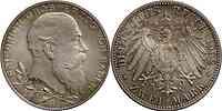 Deutschland : 2 Mark Friedrich I. patina 1902 Stgl.