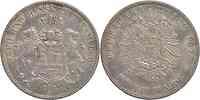 Deutschland : 5 Mark   1875 s/ss.