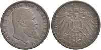 Deutschland : 2 Mark Wilhelm II.  1904 ss/vz.