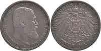 Deutschland : 2 Mark Wilhelm II.  1903 f.ss
