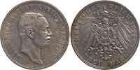 Deutschland : 3 Mark Friedrich August III.  1910 ss.