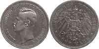 Deutschland : 5 Mark Ernst Ludwig winz. Kratzer 1895 f.ss