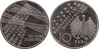 Deutschland : 10 Euro 50 Jahre Volksaufstand 17. Juni 1953  2003 bfr