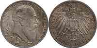 Deutschland : 2 Mark Friedrich I. patina 1902 vz/Stgl.