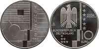 Deutschland : 10 Euro Bauhaus Dessau  2004 vz/Stgl.