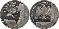 Deutschland : 10 Euro Nationalpark Wattenmeer  2004 vz/Stgl.