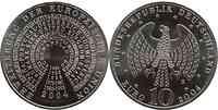 Deutschland : 10 Euro EU-Erweiterung  2004 vz/Stgl.