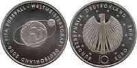 Deutschland : 10 Euro II. Ausgabe FIFA Fußball WM Deutschland  2006 Buchstabe unserer Wahl  2004 bfr
