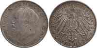 Deutschland : 2 Mark Ludwig III. patina 1914 vz.