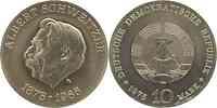 DDR : 10 Mark Albert Schweitzer 1975 Stgl.