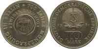 DDR : 10 Mark 700 Jahre Berliner Münze  1981 Stgl.