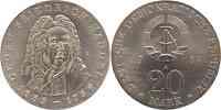 DDR : 20 Mark G. Friedrich Händel  1984 Stgl.