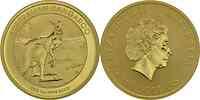 Australien : 100 Dollar Känguru / Nugget 1 Unze Feingold div Stgl.