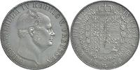 Deutschland : 1 Taler Friedrich Wilhelm IV.  1856 vz.