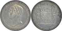 Deutschland : 1 Doppeltaler Günther Friedrich Carl patina, winz. Kratzer 1841 vz/Stgl.
