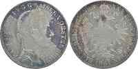 Österreich : 1 Taler Vereinstaler, Franz I. patina 1861 vz/Stgl.