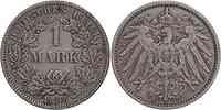 Deutschland : 1 Mark 1896 ss.