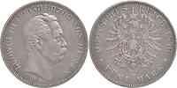 Deutschland : 5 Mark Ludwig III.  1876 s/ss.