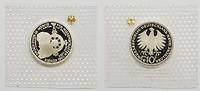 Deutschland : 10 DM Pour le Mérite  1992 PP