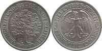 Deutschland : 5 Reichsmark Eichbaum  1932 vz/Stgl.