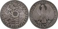 Deutschland : 10 DM 40 Jahre Bundesrepublik 1989 vz/Stgl.