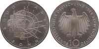 Deutschland : 10 DM 2000 Jahre Bonn  1989 vz/Stgl.