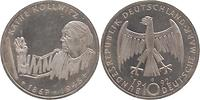 Deutschland : 10 DM Kollwitz  1992 vz/Stgl.