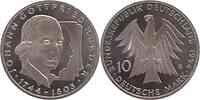 Deutschland : 10 DM Herder 1994 vz/Stgl.