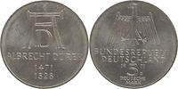 Deutschland : 5 DM Dürer  1971 vz/Stgl.