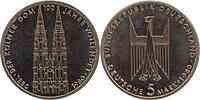 Deutschland : 5 DM Kölner Dom  1980 vz/Stgl.