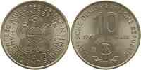 DDR : 10 Mark Weltjugendspiele 1973 vz/Stgl.