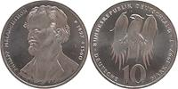 Deutschland : 10 DM Melanchthon  1997 vz/Stgl.