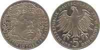 Deutschland : 5 DM Luther  1983 vz/Stgl.