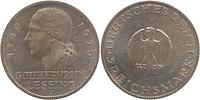 Deutschland : 3 Reichsmark Lessing  1929 vz.