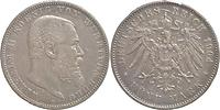 Deutschland : 5 Mark Wilhelm II.  1904 ss.