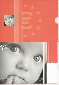 Spanien : 3,88 Euro original KMS Baby aus Spanien  2003 bfr KMS Spanien 2003 Baby