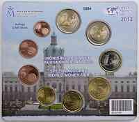 Spanien : 5,88 Euro KMS World Money Fair inkl. 2 Euro Gedenkmünze  2013 Stgl.