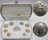 Vatikan : 3,88 Euro original Kursmünzensatz aus dem Vatikan  2003 PP KMS Vatikan 2003 PP