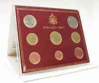 Vatikan : 3,88 Euro original Kursmünzensatz aus dem Vatikan  2004 bfr KMS Vatikan 2004