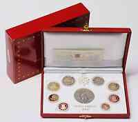 Vatikan 3,88 Euro original Kursmünzensatz aus dem Vatikan 2008 PP