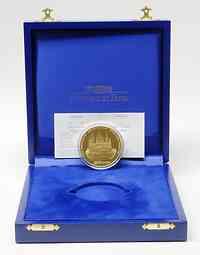 Frankreich : 1000 Euro Abtei Cluny inkl. Originaletui und Zertifikat  2010 PP