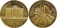 Österreich : 100 Euro Wiener Philharmoniker 2011 Stgl.